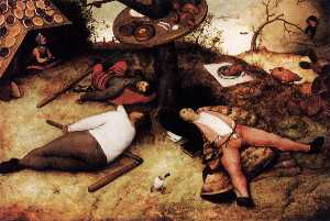 Pieter Bruegel The Elder - A Terra de Cocanha