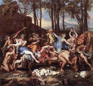 Nicolas Poussin - O triunfo do Pan