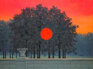 Rene Magritte - O banquete