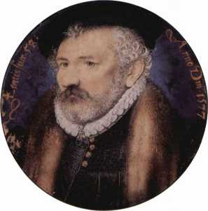 Nicholas Hilliard - richard hilliard