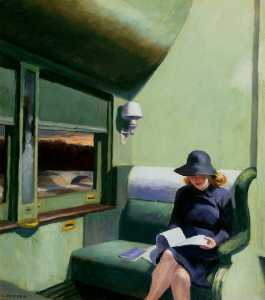 Edward Hopper - Compartimento C Car