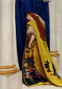 John Everett Millais - Esther