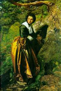John Everett Millais - O Royalist