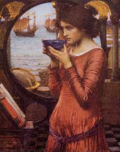 John William Waterhouse - Destino