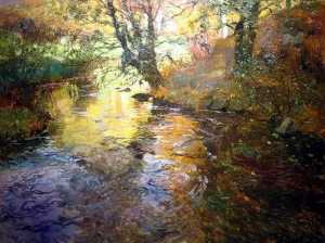 Frits Thaulow - No Quimperle