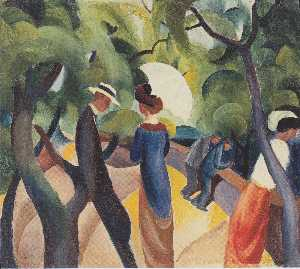 August Macke - logradoura