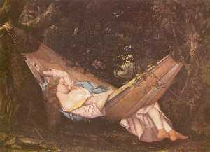 Gustave Courbet - O Hammock
