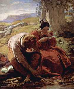 William Mulready The Younger - o Soneto