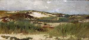 Abbott Handerson Thayer - Nantucket duna