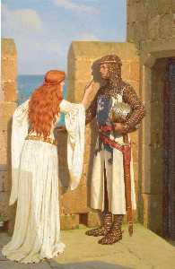 @ Edmund Blair Leighton (84)