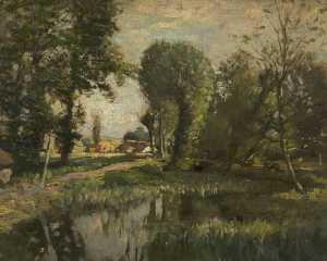 Frederick William Jackson - paisagem