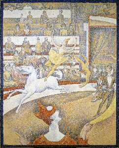 Georges Pierre Seurat - O Circo