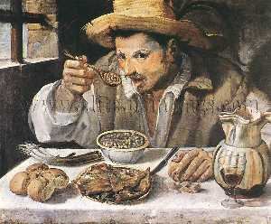 Annibale Carracci - o Beaneater