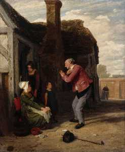William Mulready The Younger - a Vila arlequim
