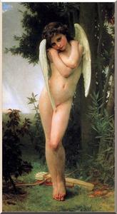 William Adolphe Bouguereau - Cupido