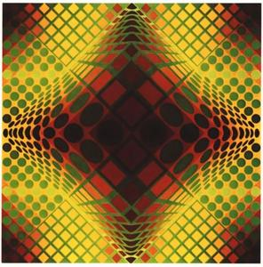 Victor Vasarely - VY-47-C