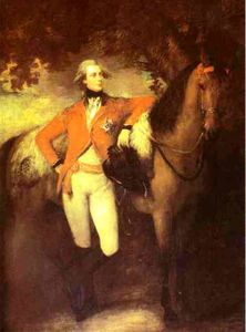 Thomas Gainsborough - George , príncipe de gales , mais tarde george iv