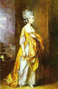 Thomas Gainsborough - Sra Elliot