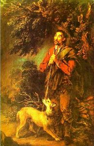Thomas Gainsborough - O Woodsman
