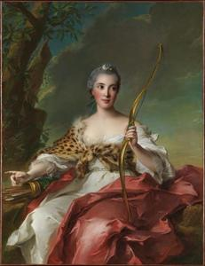 Jean-Marc Nattier - Madame de Maison Rouge co..