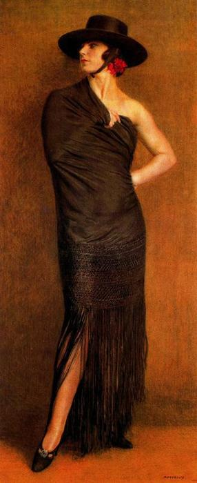 Sangrento toureiro por Jorge Apperley (George Owen Wynne Apperley) (1884-1960, United Kingdom) | ArtsDot.com