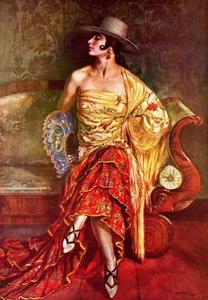 Jorge Apperley (George Owen Wynne Apperley) - Flamenca