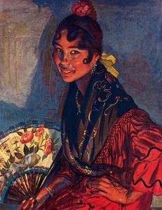 Jorge Apperley (George Owen Wynne Apperley) - cigano