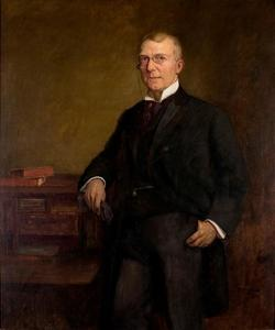 Theodore Clement Steele - James Whitcomb Riley