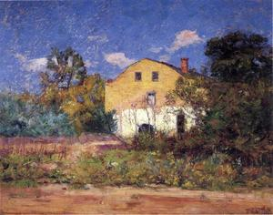 Theodore Clement Steele - O Grist Mill
