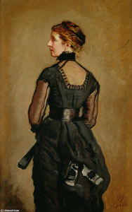 John Everett Millais - Kate Perugini