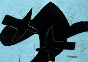 Georges Braque - aves
