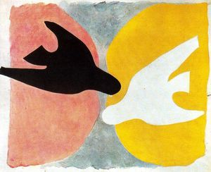 Georges Braque - o aves