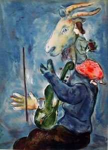 Marc Chagall - Salte