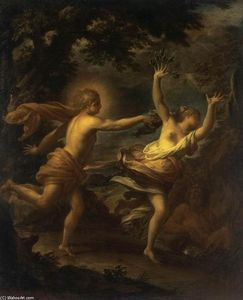 Francesco Trevisani - Apollo e Daphne