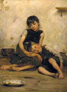 Thomas Benjamin Kennington - Órfãos