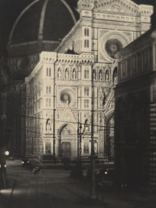 Vincenzo Maria Coronelli - S. Maria Del Fiore By Night, F..