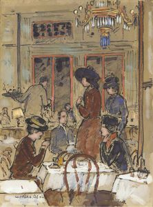 Gifford Beal - chinês restaurante