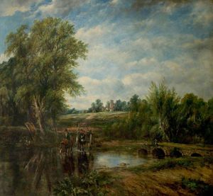 Frederick Waters Watts - A Ford