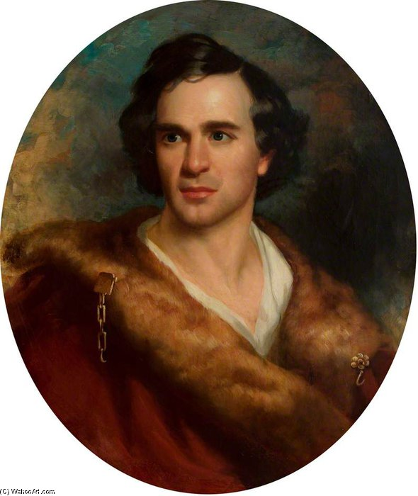Thomas Barry Sullivan por George Henry Harlow (1787-1819, United Kingdom)