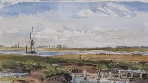 Thomas Collier - Bawdsey Ferry