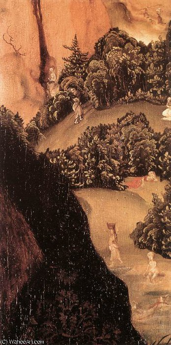 sem título 3714 por Lucas Cranach The Elder (1472-1553, Germany)