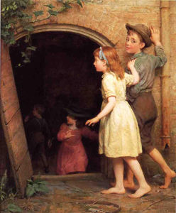 Seymour Joseph Guy - The Haunted Cave (Who-s A..