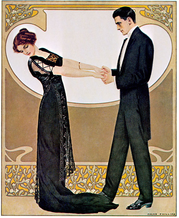 Untitled (307) por Coles Phillips (1880-1927, United States) | ArtsDot.com