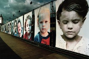 Gottfried Helnwein - Untitled (523)