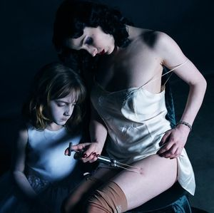 Gottfried Helnwein - Untitled (479)