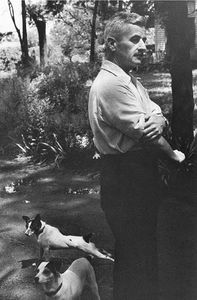 Henri Cartier-Bresson - William Faulkner 1947