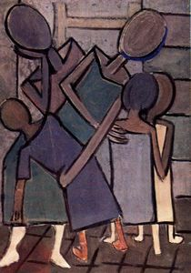 Wifredo Lam - Untitled (978)