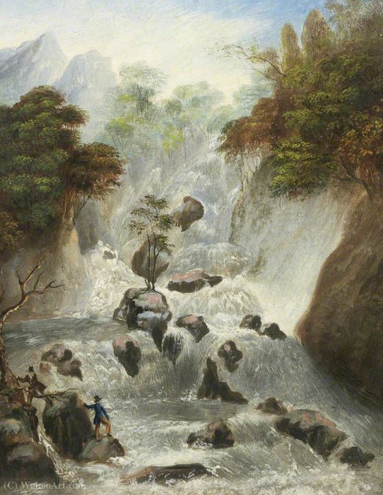 Lowdore por Thomas Allom