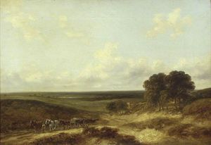 George Vincent - Mousehole heath, Norfolk