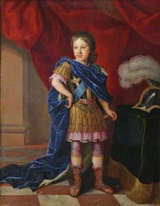 Jacques Van Schuppen - James Francis Edward Stuart, T..